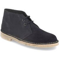 Sapatos Mulher Botas baixas Shoes&blues DB01 Marino