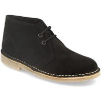 Sapatos Mulher Botas baixas Shoes&blues DB01 Negro