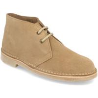 Sapatos Mulher Botas baixas Shoes&blues DB01 Taupe