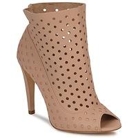 Sapatos Mulher Botas baixas Bourne RITA Cru