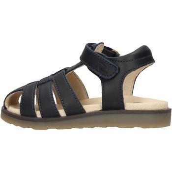Sapatos Rapaz Sapatos aquáticos Naturino - Sandalo blu ZIGGY-0C01 BLU