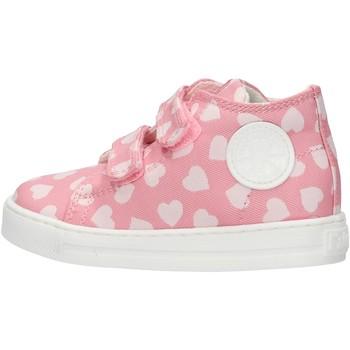 Sapatos Rapaz Sapatilhas Falcotto - Polacchino rosa MICHAEL-1M08 ROSA