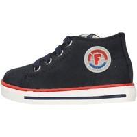 Sapatos Rapaz Sapatilhas Falcotto - Polacchino blu MAGIC-0C01 BLU