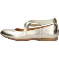 Sapatos Rapaz Sapatilhas Platis - Ballerina oro P2080-3 ORO