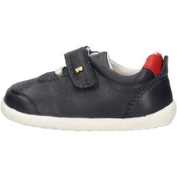 Sapatos Rapaz Sapatilhas Bobux - Step up ryder blu 730202 BLU