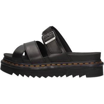 Sapatos Mulher Sapatos aquáticos Dr Martens - Ciabatta  nero RYKER NERO