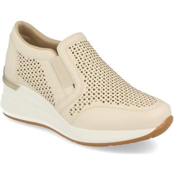 Sapatos Mulher Slip on Ainy 80129J19 Beige