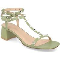 Sapatos Mulher Sandálias Prisska Y5660 Verde