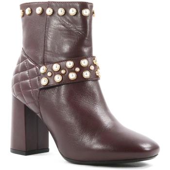 Sapatos Mulher Botins Parodi Shoes 79/1605.BORDEAUX Bordeaux