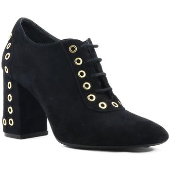 Sapatos Mulher Botas baixas Parodi Shoes 79/1697.NERO Black