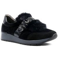 Sapatos Mulher Sapatilhas Parodi Sunshine 80/9378 Preto
