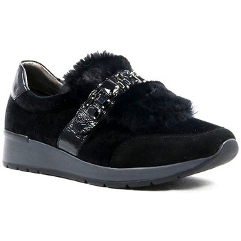 Sapatos Mulher Sapatilhas Parodi Shoes 80/9378.NERO Black
