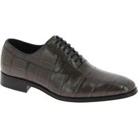Sapatos Homem Sapatos D&G CA5751 A2338 80720 grigio