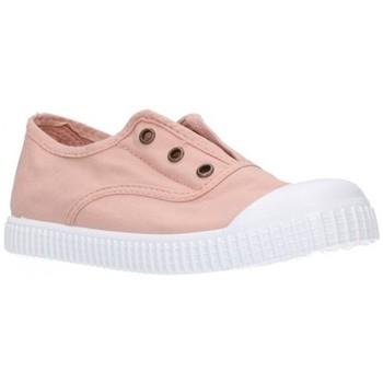 Sapatos Rapariga Sapatilhas Potomac 292   C247   Nude Niña Nude rose