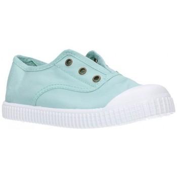 Sapatos Rapariga Sapatilhas Potomac 292   C62     Aguamar Niña Verde vert