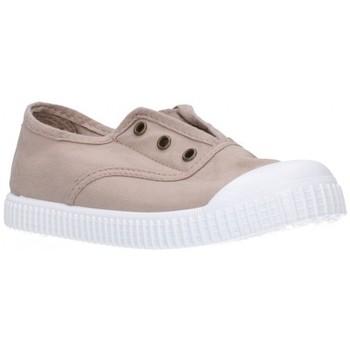 Sapatos Rapaz Sapatilhas Potomac 292   C102    Taupe Niño Taupe marron