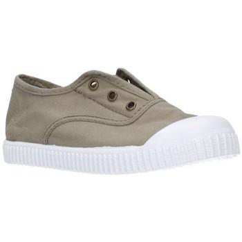 Sapatos Rapaz Sapatilhas Potomac 292   C31     Kaki Niño Kaki vert