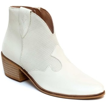 Sapatos Mulher Botins Bryan 3404 Bege