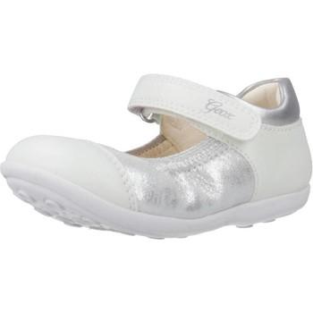 Sapatos Rapariga Sapatos & Richelieu Geox B JODIE B Silver