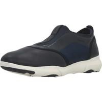 Sapatos Mulher Slip on Geox D NEBULA S B Azul