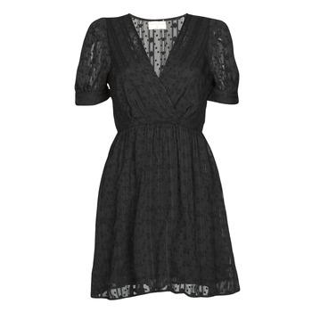 Textil Mulher Vestidos curtos Moony Mood ACTINE Preto