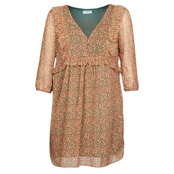 Textil Mulher Vestidos curtos Betty London MOUTI Multicolor