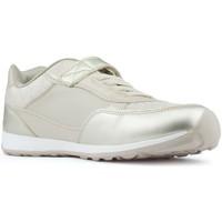 Sapatos Rapariga Sapatilhas Geox Sapatos  JOCKER PLUS GIRL BEIGE