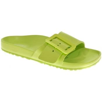 Sapatos Mulher Chinelos Kelara K02022 Verde
