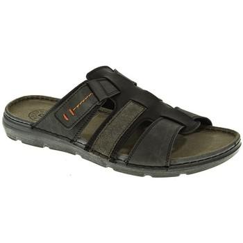 Sapatos Homem Sandálias Kelara 8002 Negro