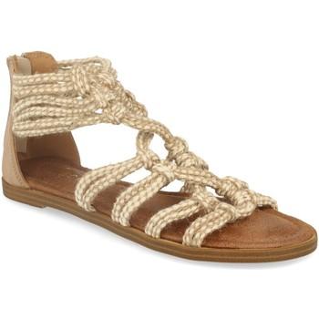 Sapatos Mulher Sandálias Virucci VR0-68 Beige