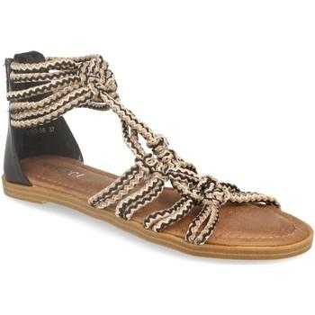 Sapatos Mulher Sandálias Virucci VR0-68 Negro