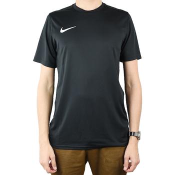Textil Homem T-shirts e Pólos Nike Park VII Tee Noir
