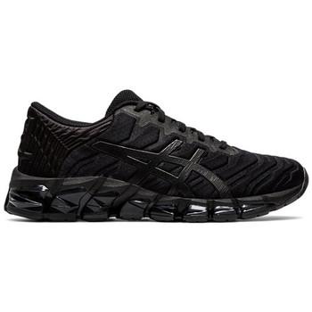 Sapatos Criança Sapatilhas Asics Baskets enfant  Gel-Quantum 360 5 noir/noir