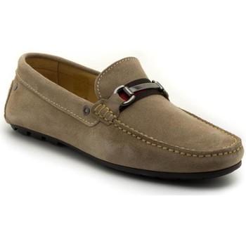 Sapatos Homem Mocassins Esteve 0604 Beige