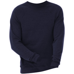 Textil Sweats Bella + Canvas CA3901 Navy Triblend
