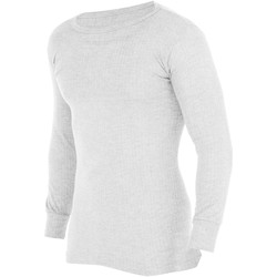 Textil Homem Sweats Floso  Branco