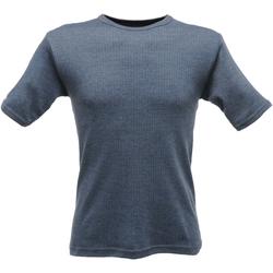 Textil Homem T-Shirt mangas curtas Regatta RG288 Denim
