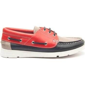 Sapatos Homem Sapato de vela Keelan 63833 MULTICOLORED