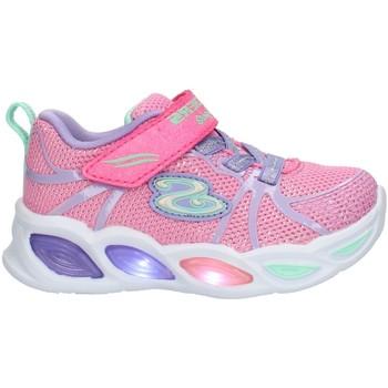 Sapatos Criança Sapatilhas Skechers 302042 Rosa