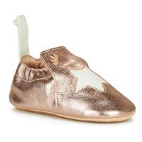 Sapatos Rapariga Chinelos Easy Peasy BLUBLU ETOILE Rosa / Ouro