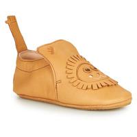 Sapatos Criança Chinelos Easy Peasy BLUBLU LION Conhaque