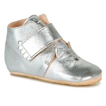 Sapatos Criança Chinelos Easy Peasy KINY CHAT Prata