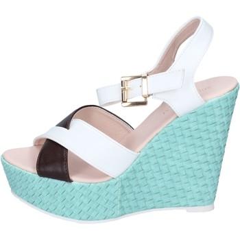 Sapatos Mulher Sandálias Solo Soprani Sandálias BN646 Branco