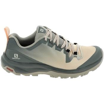 Sapatos Mulher Sapatos de caminhada Salomon Vaya Gris Saumon Cinza