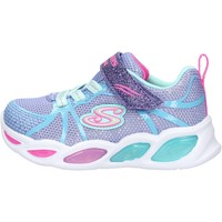 Sapatos Rapaz Sapatilhas Skechers - Shimmer beams viola 302042N PWMT VIOLA