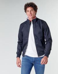 Textil Homem Jaquetas Casual Attitude NEPPIE Marinho