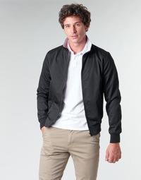 Textil Homem Jaquetas Casual Attitude NEPPIE Preto