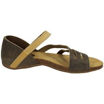 Sapatos Mulher Sandálias Interbios  Verde