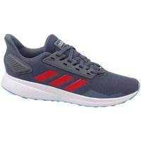 Sapatos Criança Sapatos & Richelieu adidas Originals Duramo 9 K Cinzento