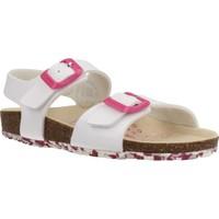 Sapatos Rapariga Sandálias Garvalin 202663 Branco
